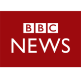 """BBC News"" logo with a white background at a resolution of 300 by 300 pixels"