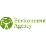 """Environment Agency"" logo with a white background at a resolution of 300 by 300 pixels"