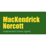 """MacKendrick Norcott"" logo with a white background at a resolution of 300 by 300 pixels"