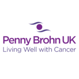 """Penny Brohn UK"" logo with a white background at a resolution of 300 by 300 pixels"