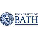 """University of Bath"" logo with a white background at a resolution of 300 by 300 pixels"